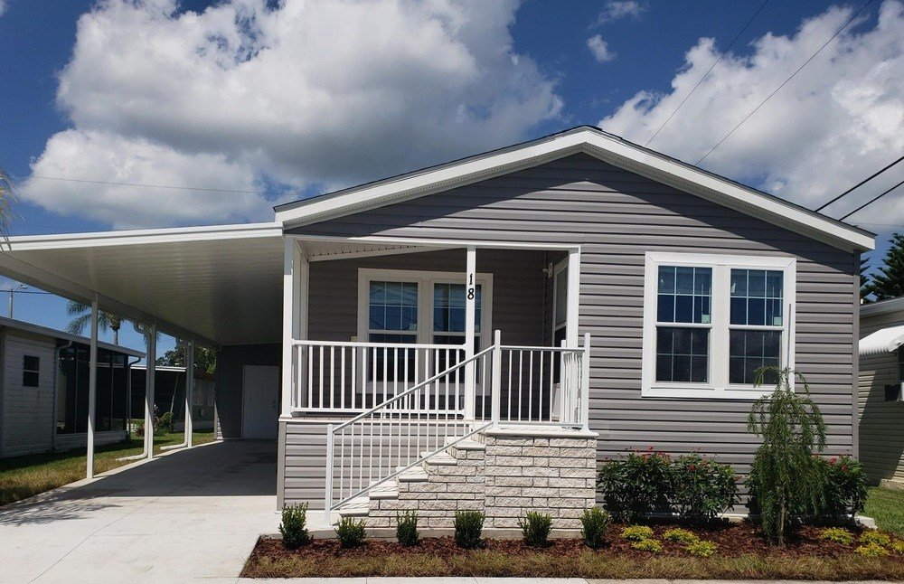 Best Mobile Home For Rent In Dunedin Fl 3 Bed 2 Bath 2018 Nobility 1001226 With Pictures