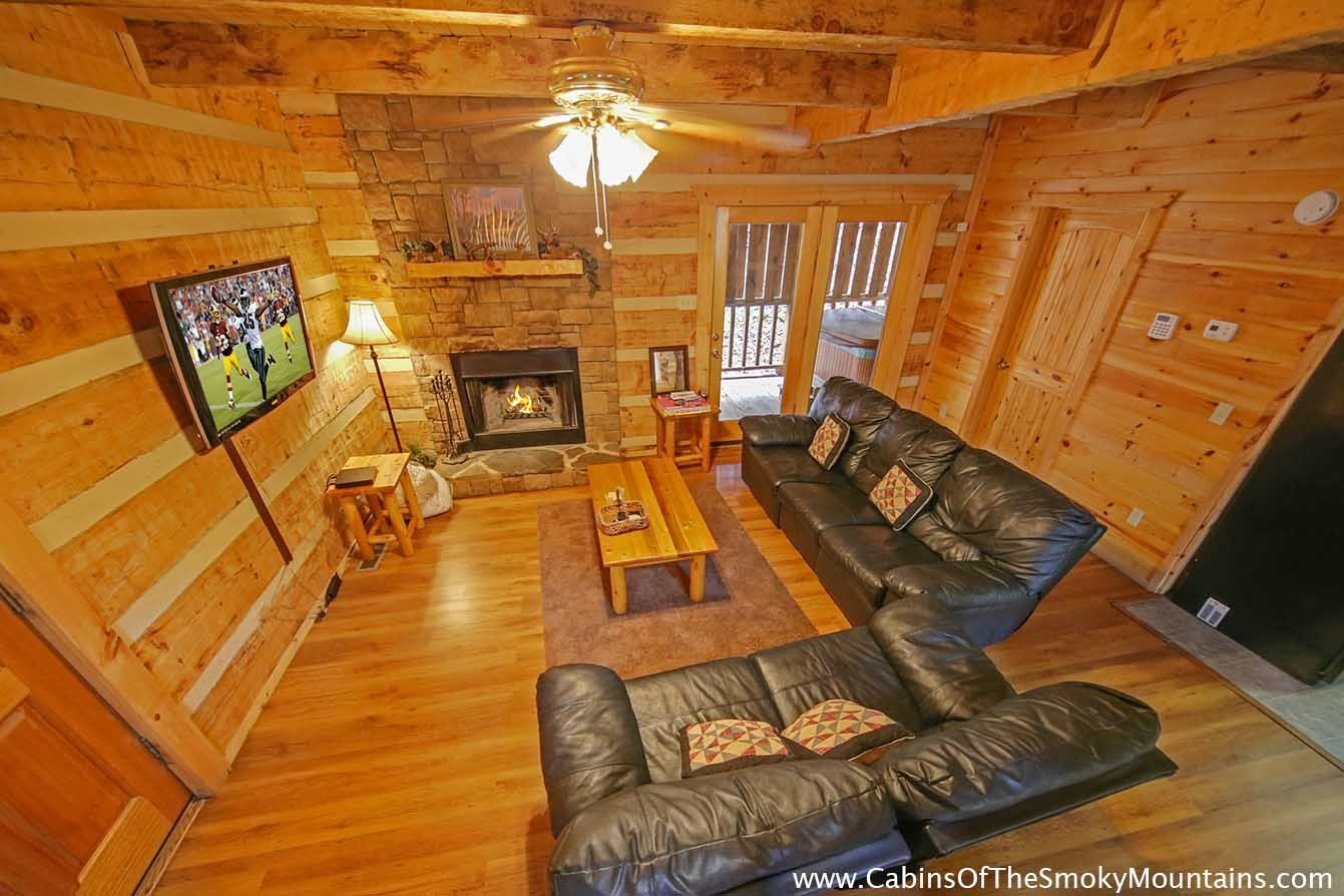Best Pigeon Forge Cabin Pure Country 1 Bedroom Sleeps 4 With Pictures