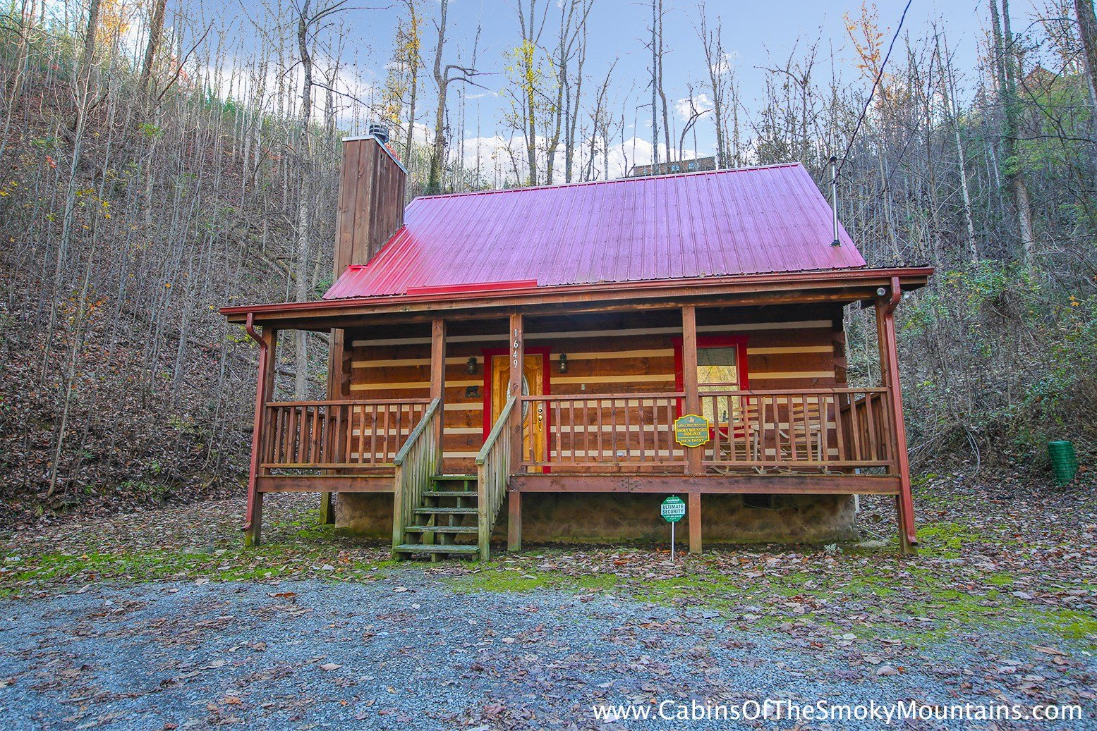 Best Pigeon Forge Cabin Smoky Mountain Hideaway 1 Bedroom With Pictures