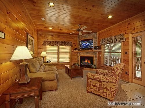 Best Gatlinburg Cabin Viewtopia 2 Bedroom Sleeps 10 With Pictures
