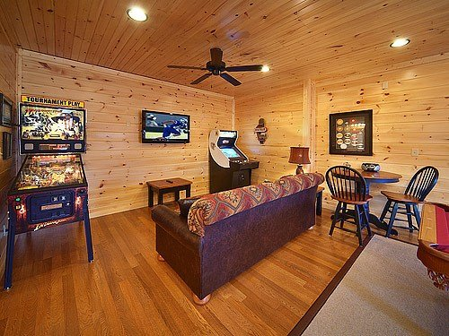 Best Pigeon Forge Cabin Amazing Grace 1 Bedroom Sleeps 8 With Pictures