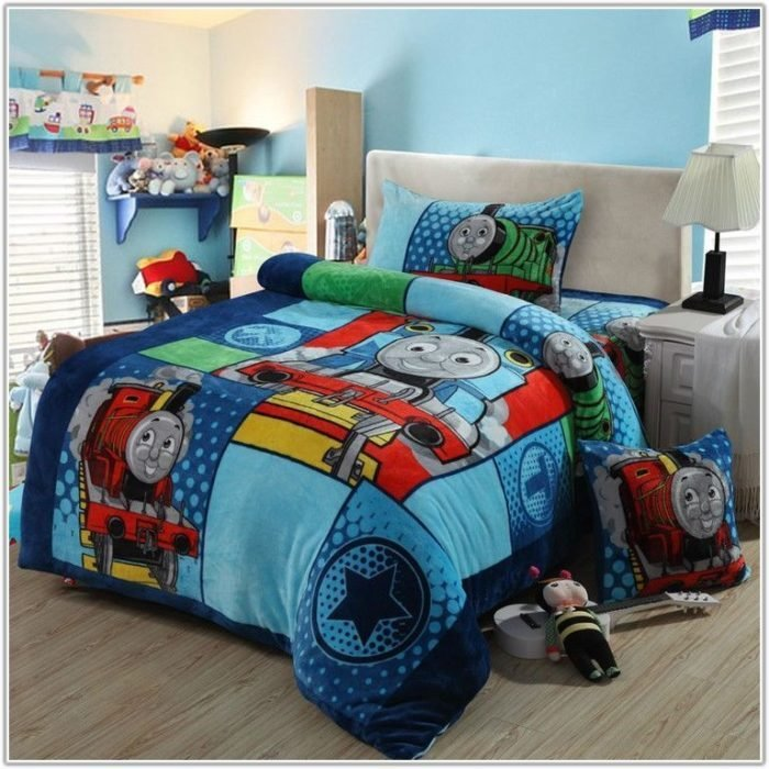 Best Thomas And Friends Bedroom Set Bedroom Home Decorating With Pictures