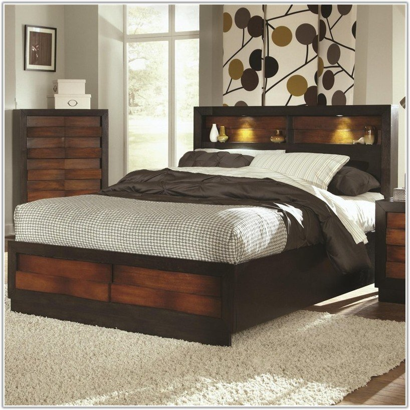 Best Two Tone Wood Bedroom Furniture Bedroom Home With Pictures