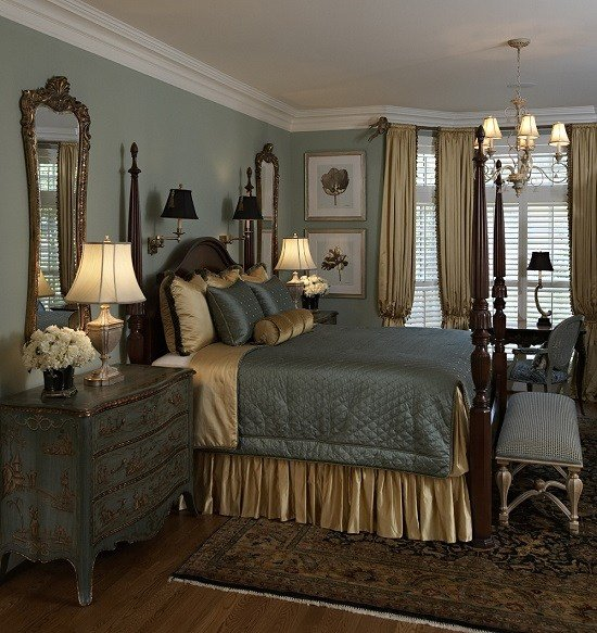 Best 35 Gorgeous Bedroom Designs With Gold Accents With Pictures