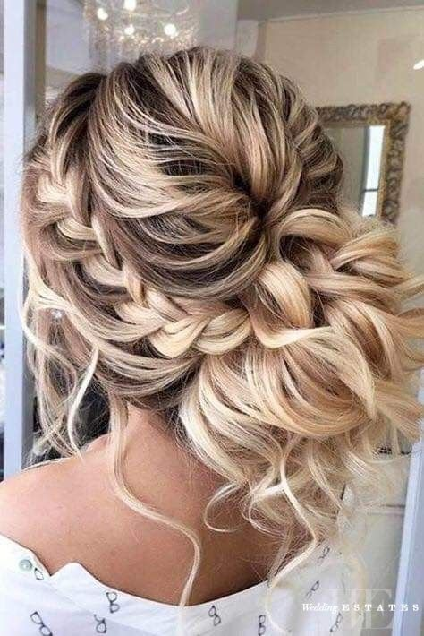 Free Wedding Hairstyle Trends For 2019 Wedding Estates Wallpaper