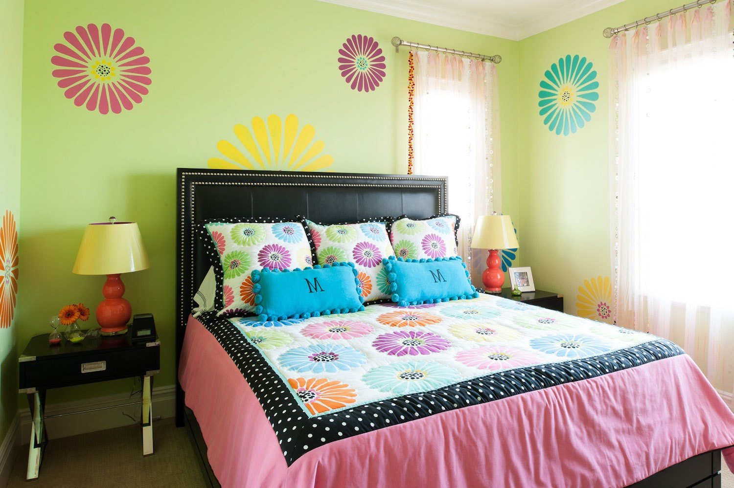 Best Girls Room Paint Ideas With Feminine Touch Amaza Design With Pictures