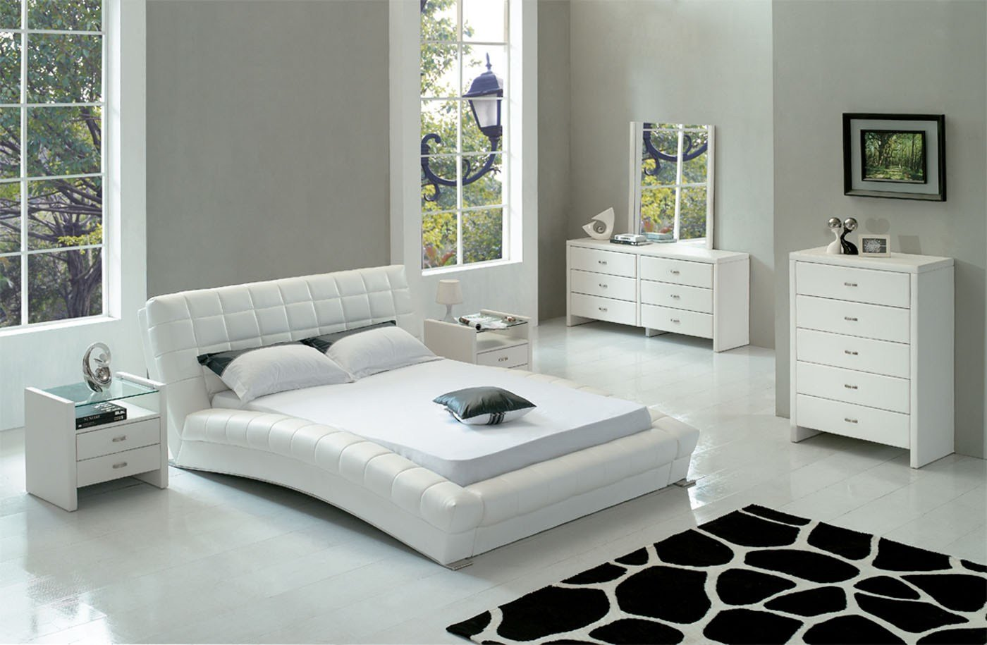 Best Modern Bedroom Furniture The Platform Style Amaza Design With Pictures