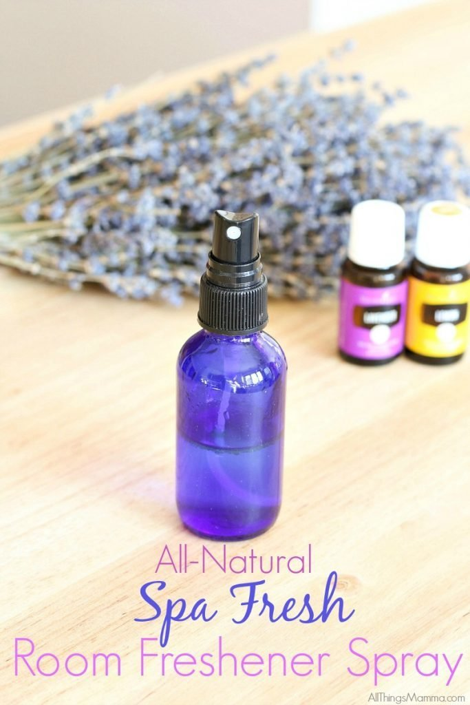 Best Spa Fresh Room Freshener Spray Using Essential Oils All Things Mamma With Pictures