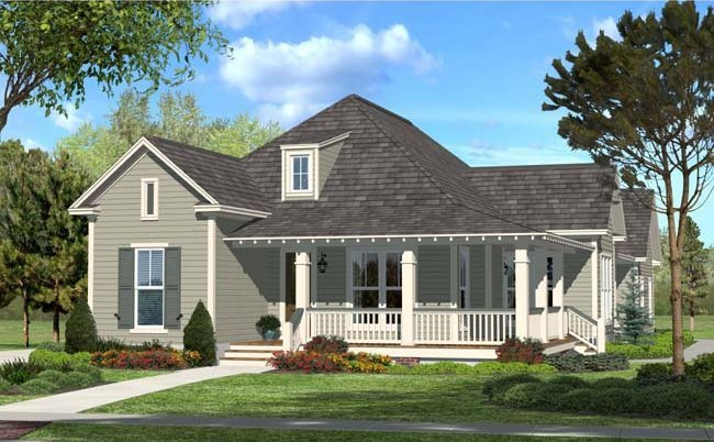 Best 3 Bedroom 2 Bath Cottage House Plan Alp 09Cc With Pictures