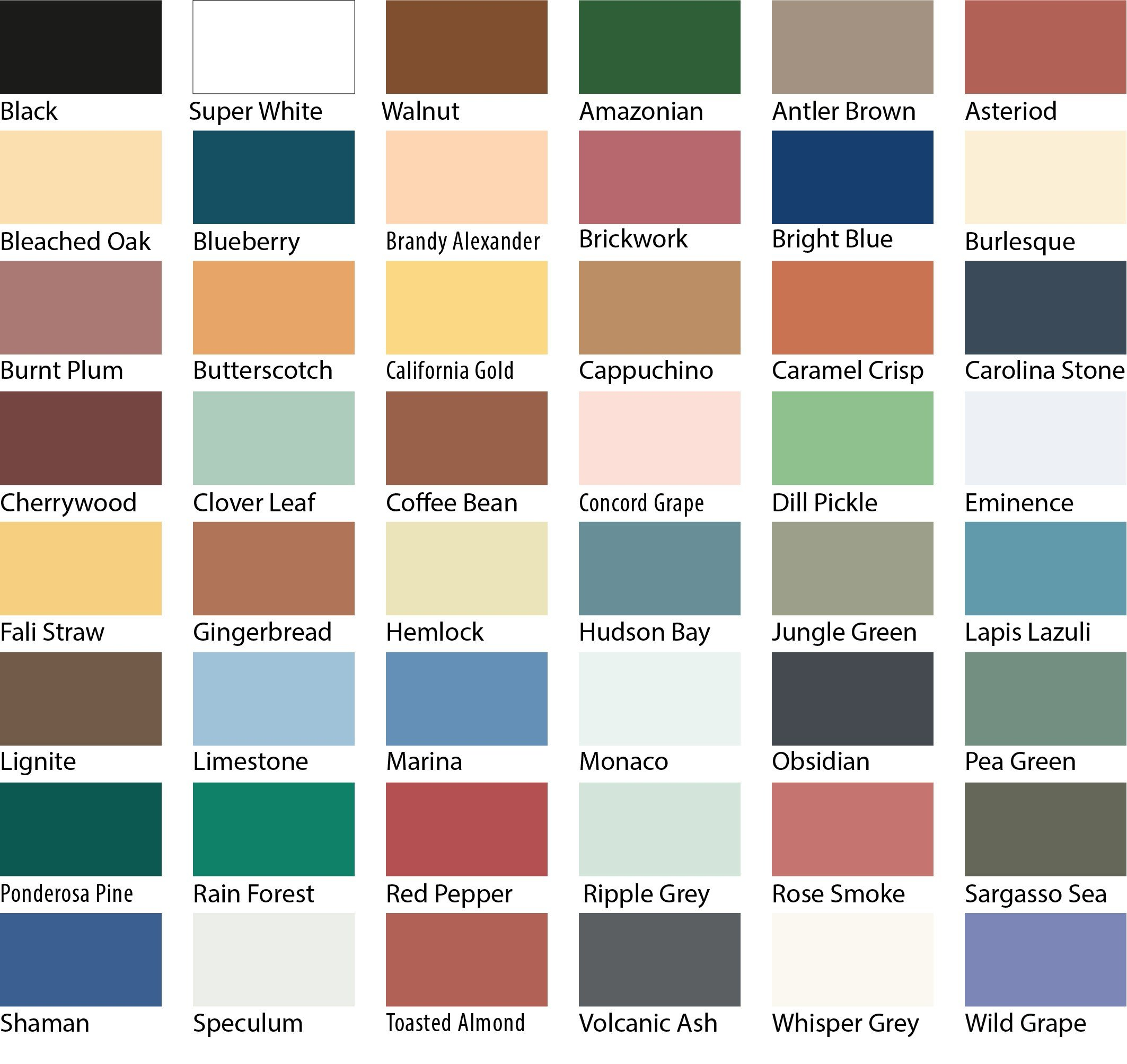 Best S G Bailey Paints Ltd Sadolin Superdec Colour Chart With Pictures