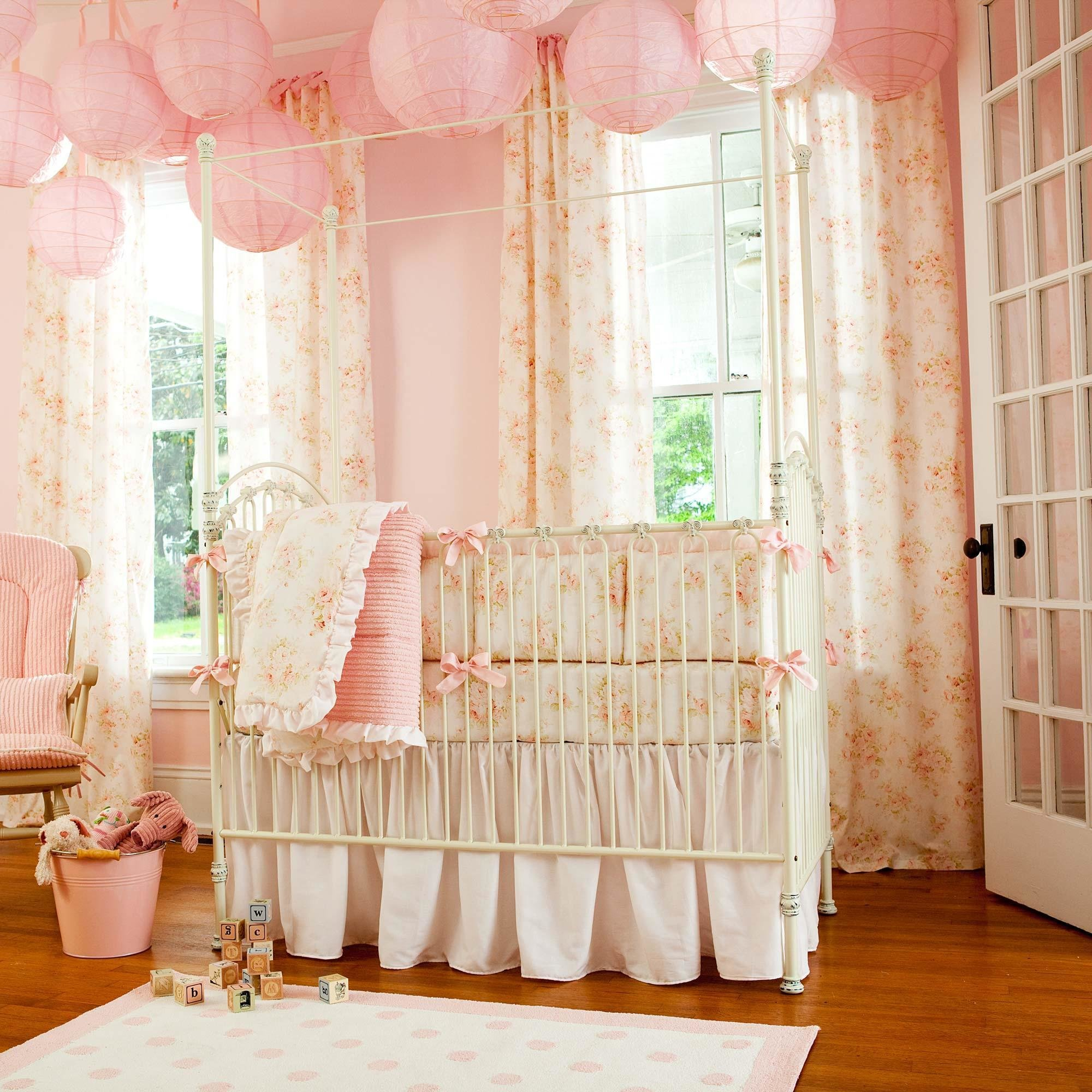 Best Shabby Chenille Crib Rail Cover Carousel Designs With Pictures