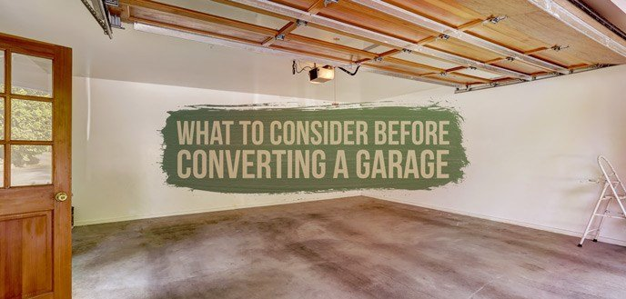 Best Converting A Garage Into A Room What To Know Budget With Pictures