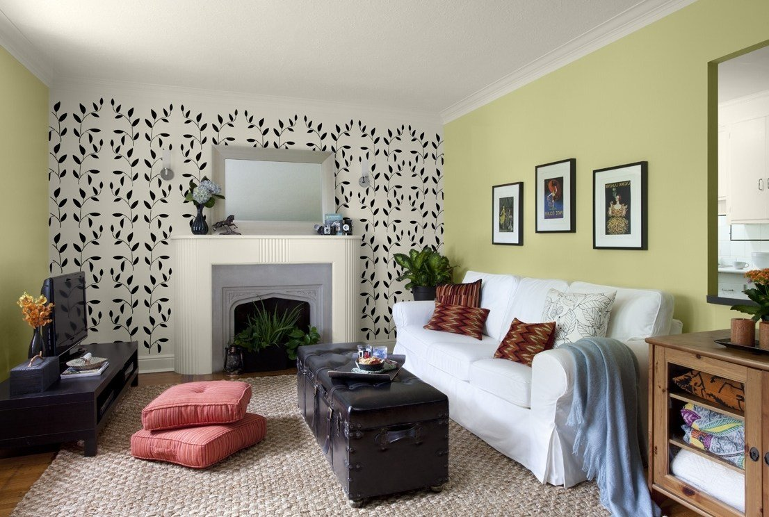 Best 15 Inspirations Of Wall Accents Colors For Bedrooms With Pictures