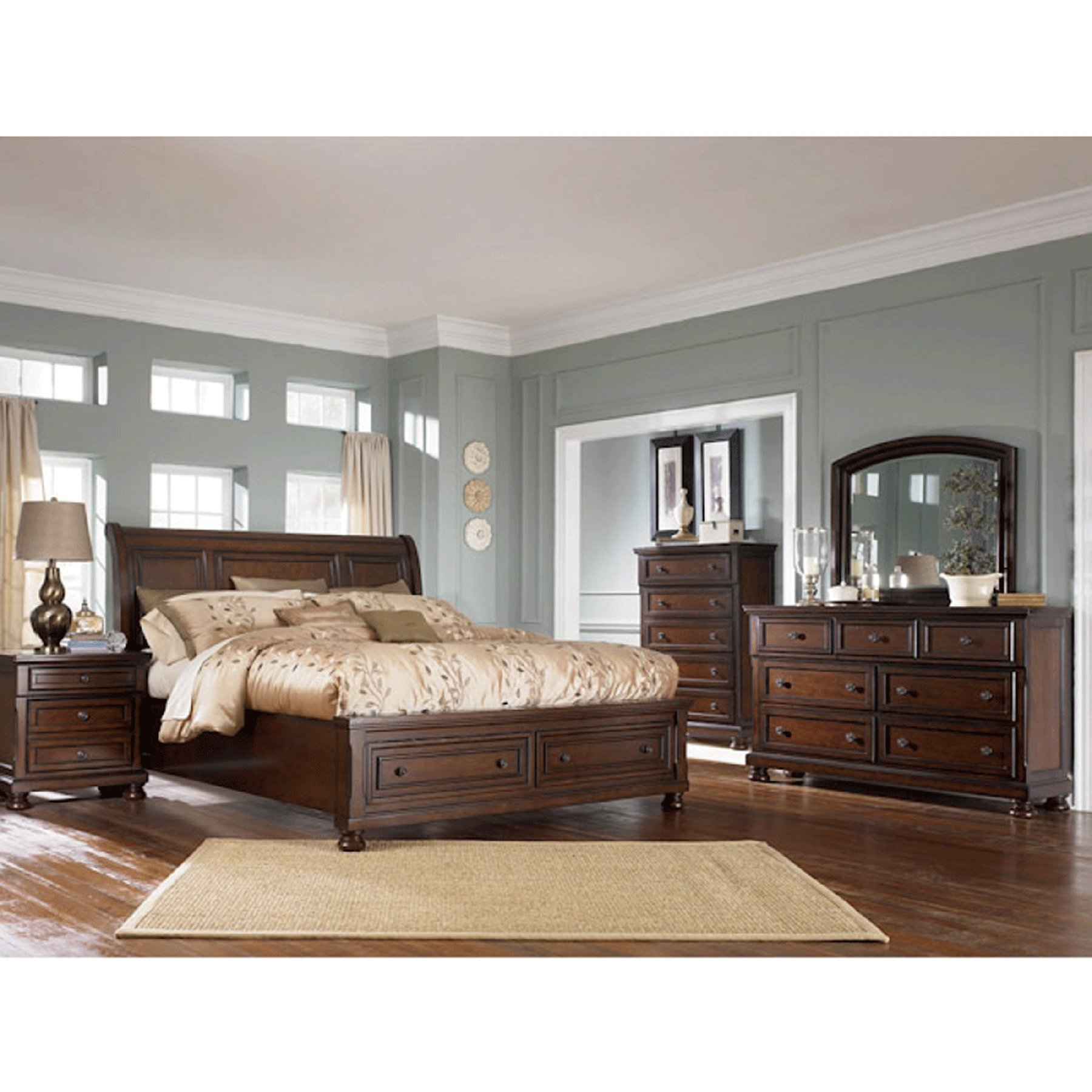 Best Oxford Storage Bed Wood Beds Bedroom Bernie Phyl's With Pictures