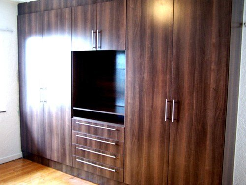 Best American Wallnut Bedroom Cupboards With Tv Stand With Pictures