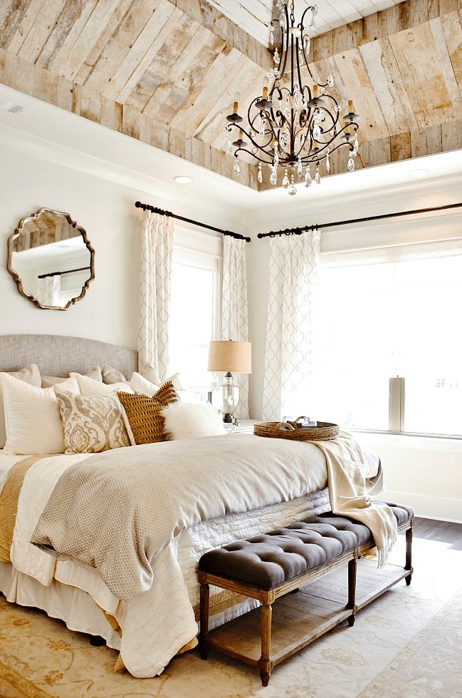 Best Room Redo Rustic Glam Bedroom For Less Copycatchic With Pictures