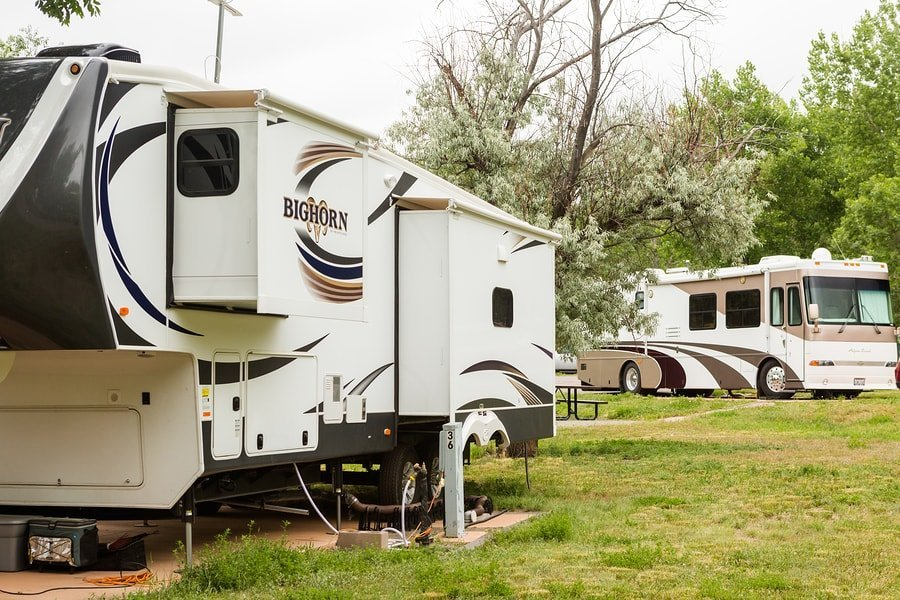 Best 2 Bedroom 5Th Wheels My Favorite 5Th Wheel Floor Plans With Pictures
