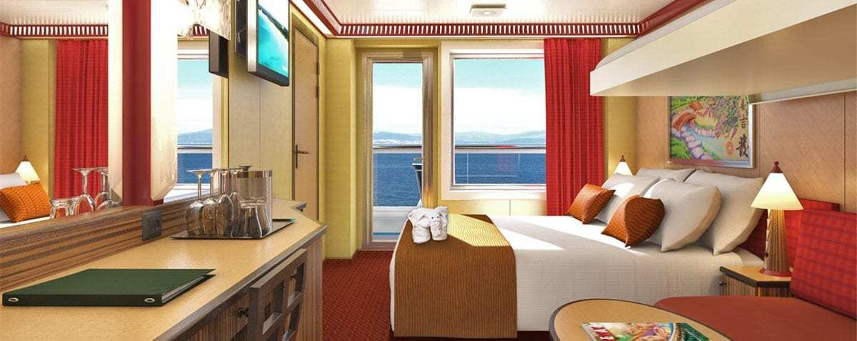 Best Cruise Ship Rooms Cruise Staterooms Accommodations With Pictures