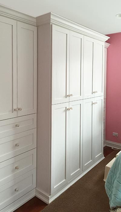 Best Wardrobe Closet With Built In Bedroom Cabinets Solves With Pictures