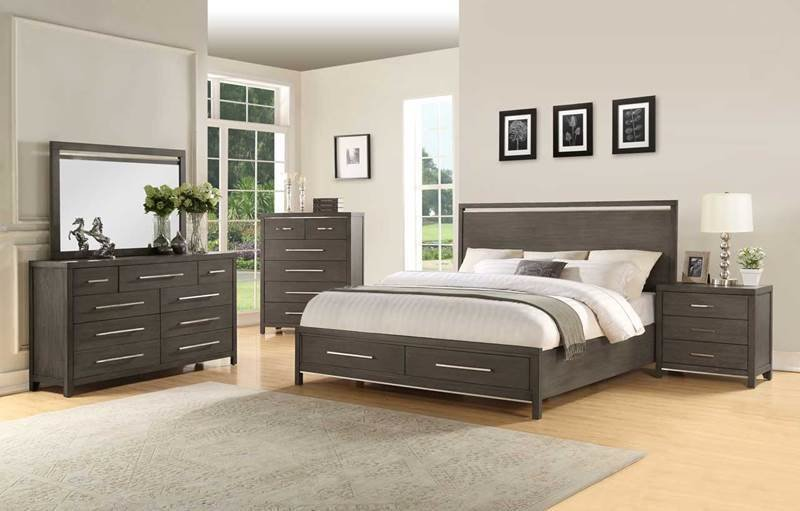 Best Steve Silver Kt940 Katy Bedroom Set With Storage Bed With Pictures
