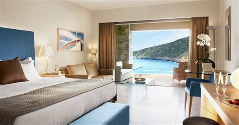 Best Chambres Deluxe Vue Mer Avec Piscine Privée Daios Cove With Pictures