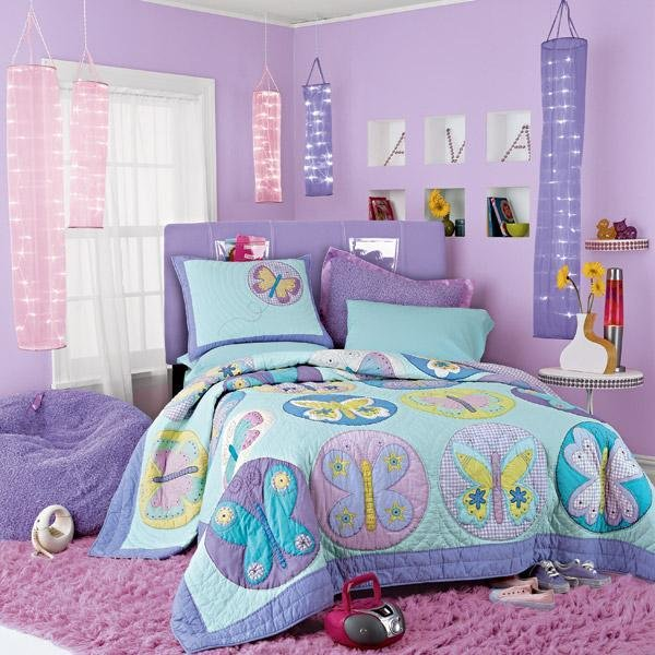 Best 17 Unique Purple Bedroom Ideas For Teenage Girl Decor With Pictures