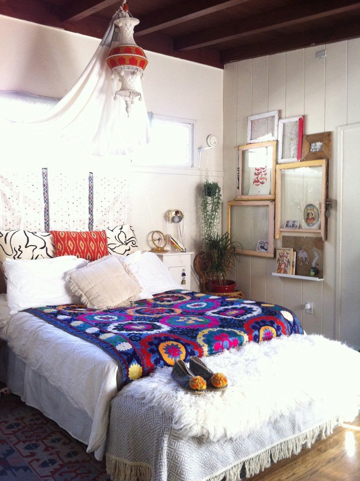 Best 65 Refined Boho Chic Bedroom Designs Digsdigs With Pictures