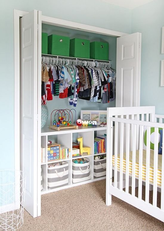 Best 51 Cute Yet Practical Nursery Organization Ideas Digsdigs With Pictures