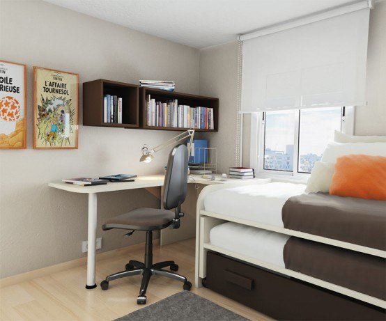 Best 55 Thoughtful Teenage Bedroom Layouts Digsdigs With Pictures