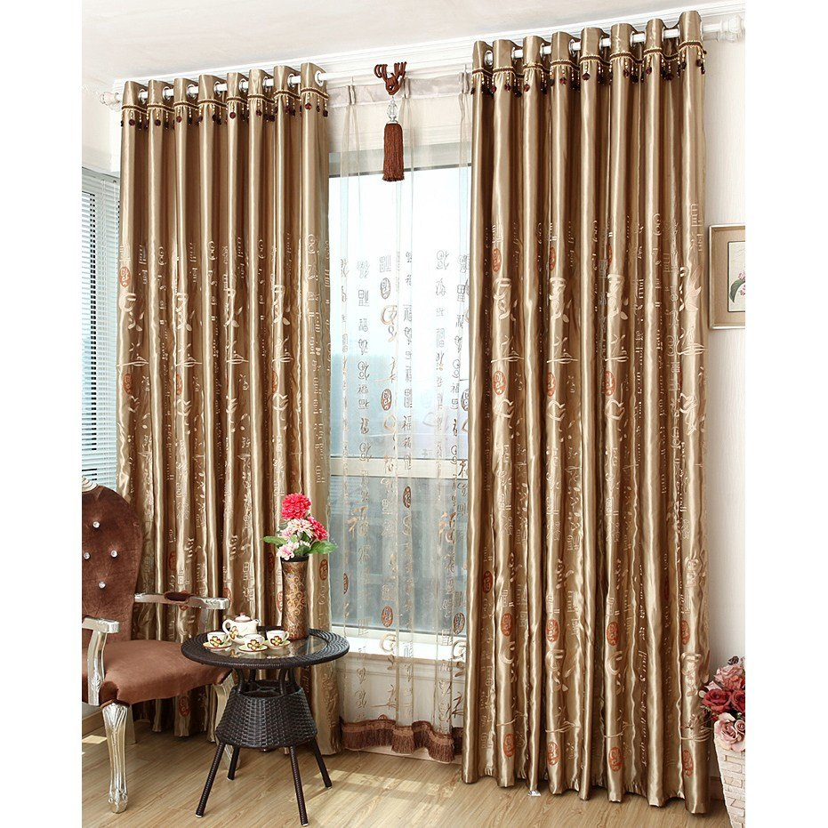 Best Coffee Patterned Embroidery Polyester Insulated And With Pictures