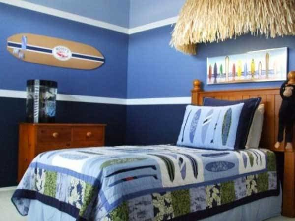 Best Decorare La Cameretta 32 Idee Camerette A Tema Mare With Pictures