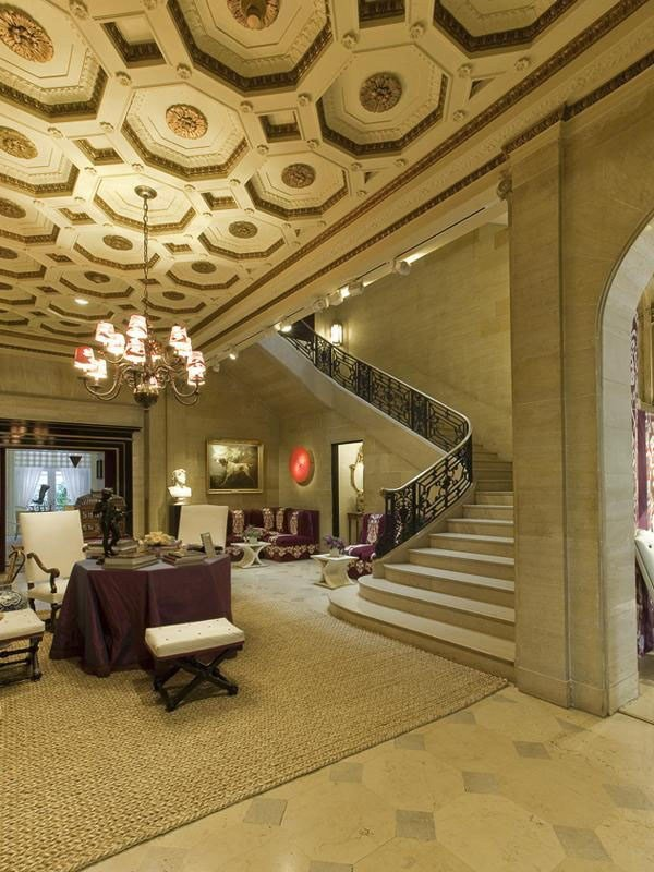 Best Neo Italian Renaissance Townhouse Mansion In Manhattan With Pictures