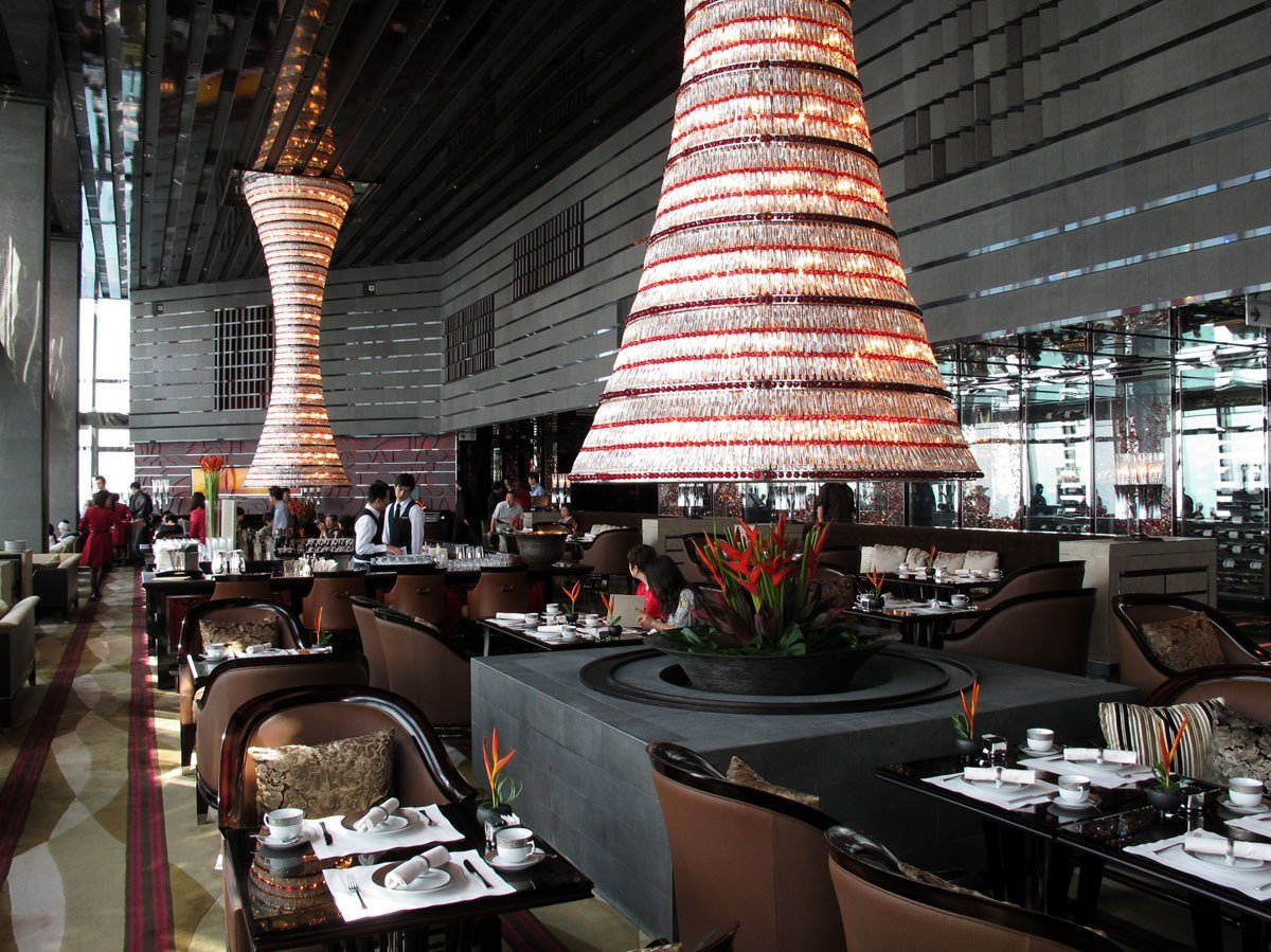 Best Ritz Carlton Hong Kong – World S Tallest Hotel With Pictures