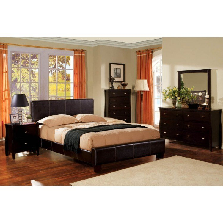 Best Uptown 5Pc Queen Size Bedroom Set With Pictures