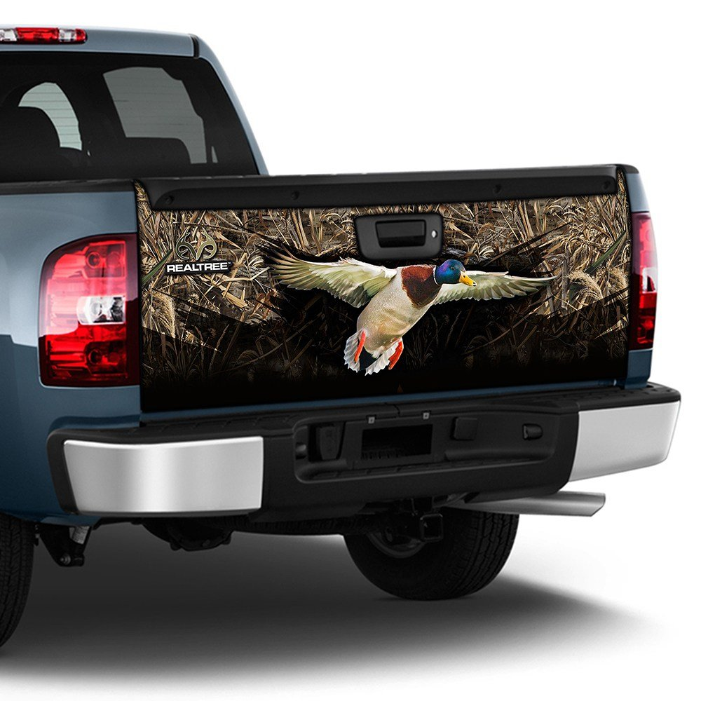 Best Tailgate Graphics Just Camo With Pictures
