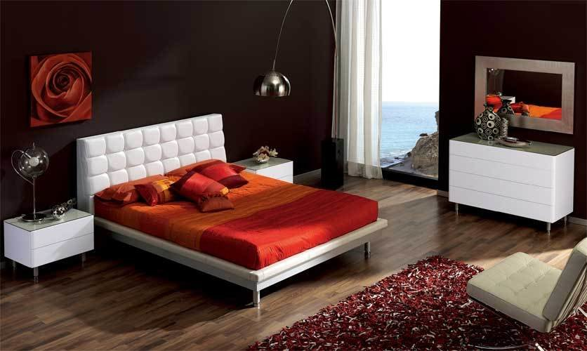 Best Toledo Full Bed 603 White Furniture Store Toronto With Pictures