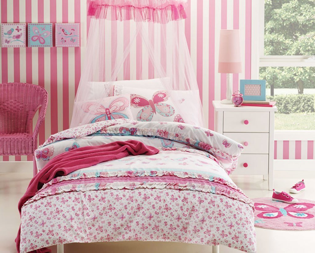 Best Butterfly Bedroom Decor Ideas Kids Bedding Dreams With Pictures