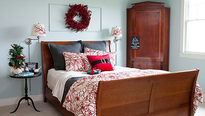 Best 12 Christmas Trimmings For Your Guest Room With Pictures