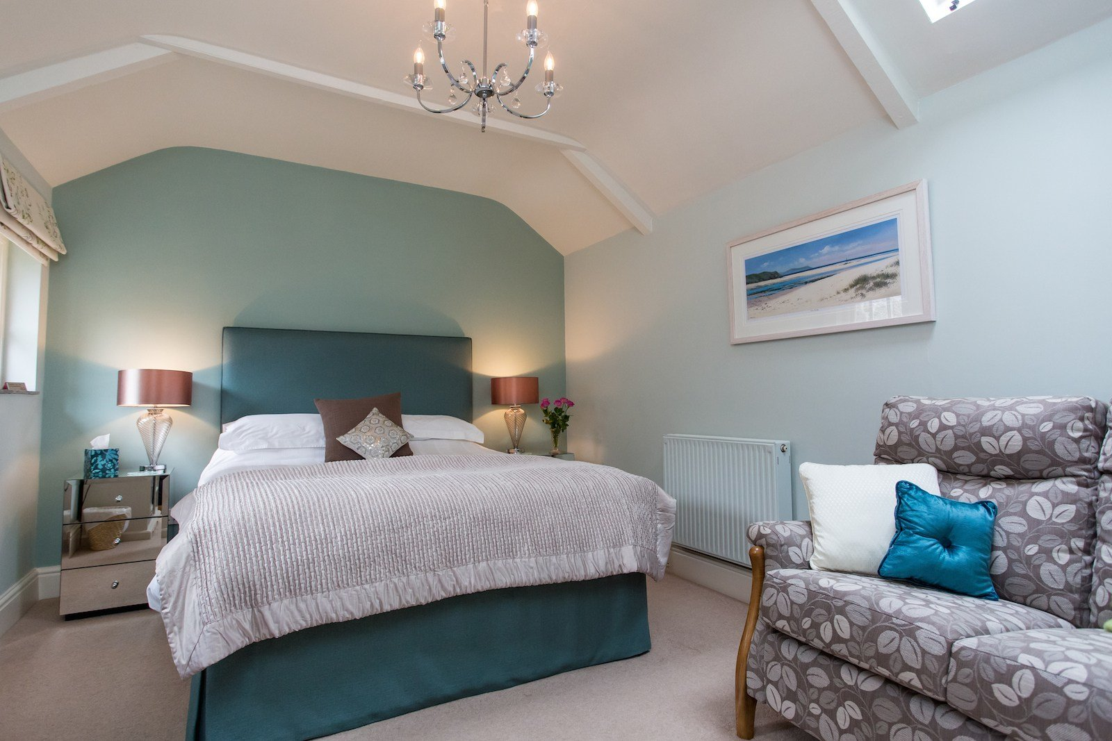 Best Courtyard Bedroom Suites Luxury Cornwall With Pictures