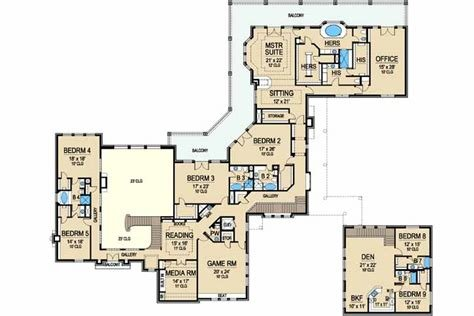 Best Luxury Style House Plans Plan 63 266 With Pictures