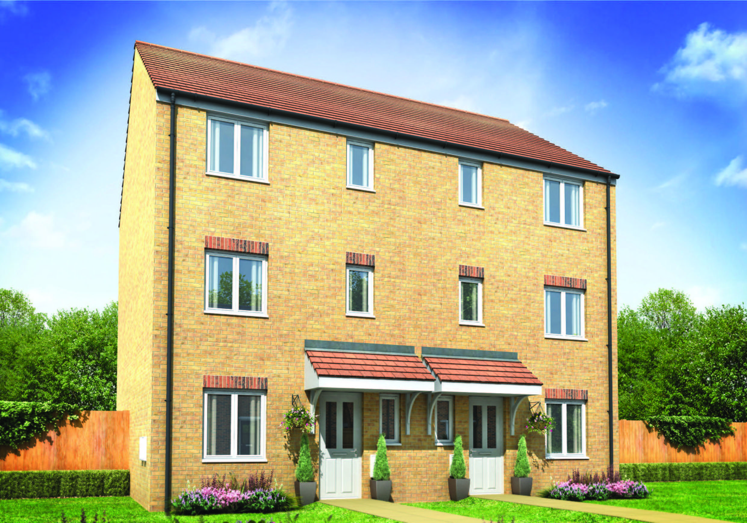 Best 4 Bedroom 3 Storey House For Sale In Birmingham West With Pictures