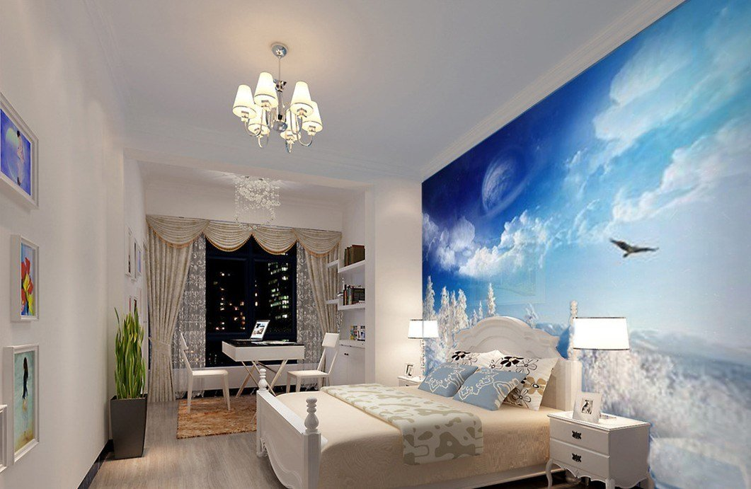 Best Latest 3D Wallpaper For Bedroom Ideas For Making Your With Pictures