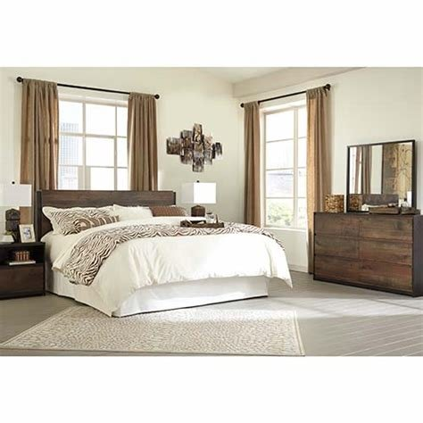 Best Rent To Own Windlore 7 Piece King Bedroom Set With Pictures