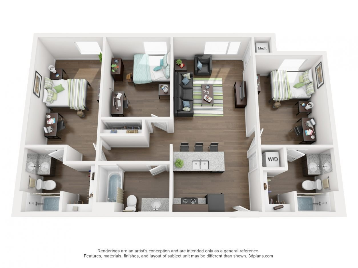Best 213 Elm 3Xl 1 Bedroom Apartments In Stillwater Ok 2 With Pictures