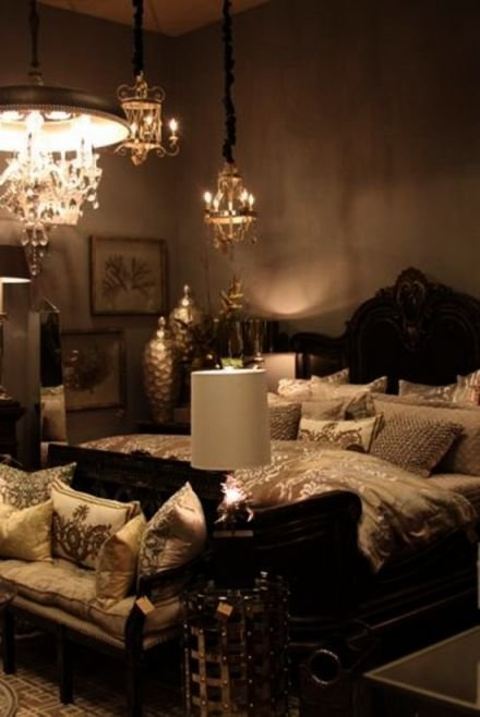 Best Black And Gold Themed Bedroom 4 Black And Gold Bedroom With Pictures