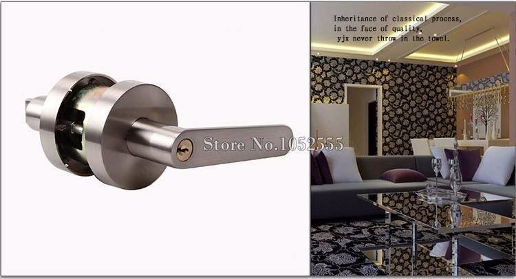 Best Interior Door Lock Living Room Bedroom Bathroom Door With Pictures
