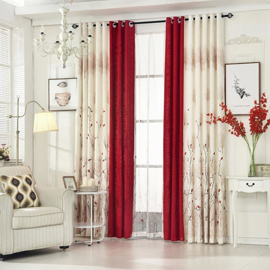 Best Livingroom Curtain Bedroom Garden Warm Cotton Finished With Pictures