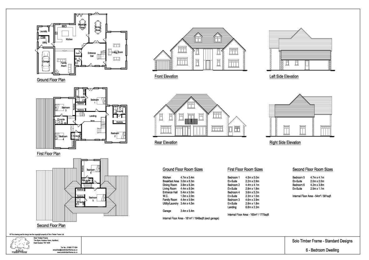 Best Six Bedroom Bungalow House With Pictures