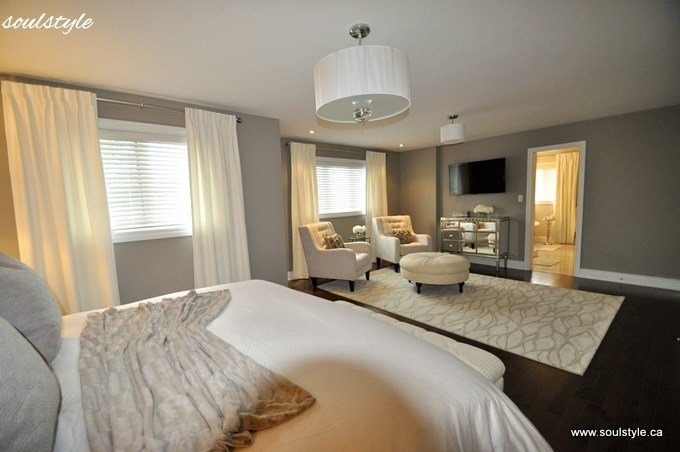 Best Master Bedroom Ensuite Soulstyle Interiors And Design With Pictures