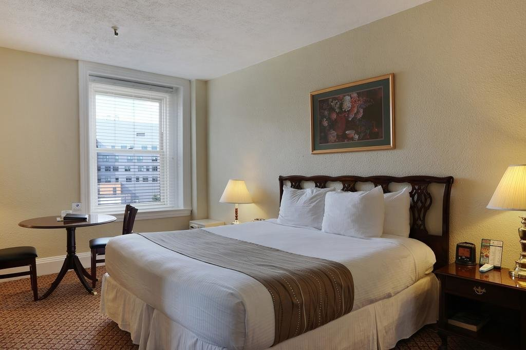 Best Suite Two Bedroom With Living Room Boston Hotel Buckminster With Pictures